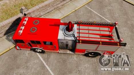Fire Truck v1.4A LSFD [ELS] pour GTA 4 est un droit