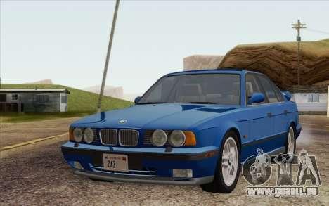 BMW M5 E34 1994 NA-spec für GTA San Andreas