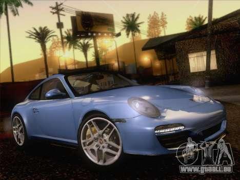 Porsche 911 Targa 4S für GTA San Andreas