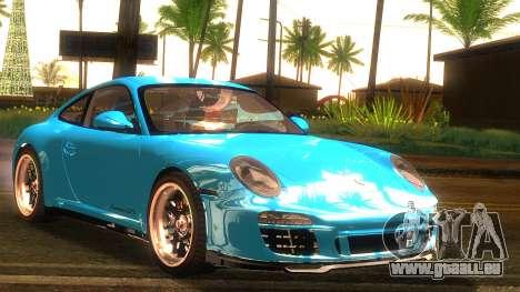 Porsche 911 Carrera GTS 2011 pour GTA San Andreas