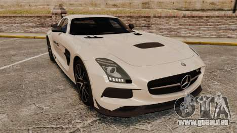 Mercedes-Benz SLS 2014 AMG Driving Academy v1.0 für GTA 4