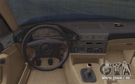 BMW M5 E34 1994 NA-spec pour GTA San Andreas vue de droite
