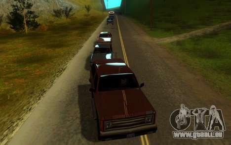 Sweet ENB Next Generation für GTA San Andreas fünften Screenshot