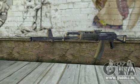AK47 из S.T.A.L.K.E.R. pour GTA San Andreas