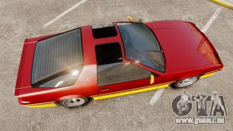 Imponte Ruiner new wheels für GTA 4 rechte Ansicht