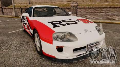 Toyota Supra MKIV 1995 RS-R für GTA 4