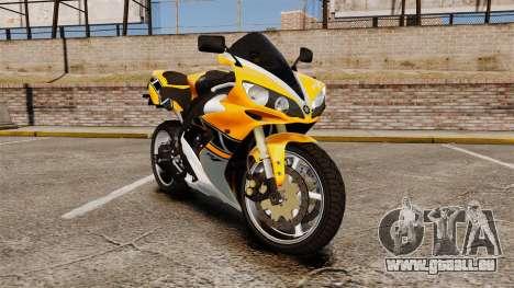 Yamaha R1 RN12 v.0.95 für GTA 4