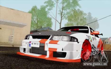 Nissan Skyline GT-R32 für GTA San Andreas