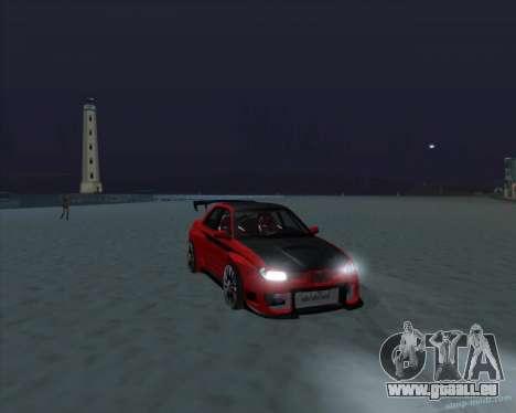 Cleo Drift für GTA San Andreas dritten Screenshot