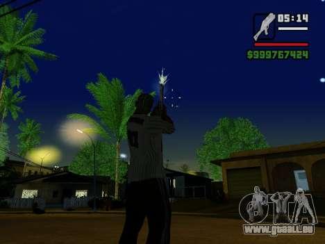 Le défenseur v.2 pour GTA San Andreas neuvième écran