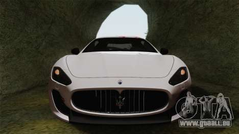 Maserati GranTurismo MC Stradale für GTA San Andreas