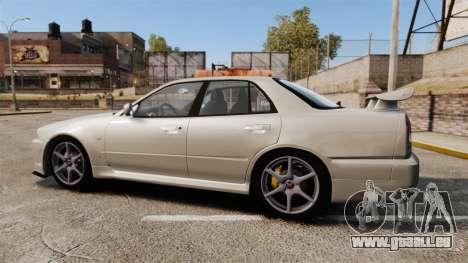 Nissan Skyline ER34 GT-R pour GTA 4 est une gauche