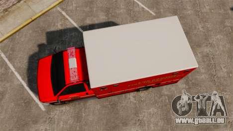 Brute LSFD Paramedic für GTA 4 rechte Ansicht