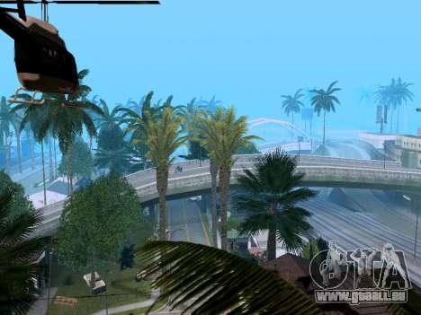 New Grove Street v3.0 pour GTA San Andreas sixième écran