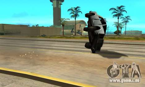 Shadows in the style of RAGE für GTA San Andreas sechsten Screenshot