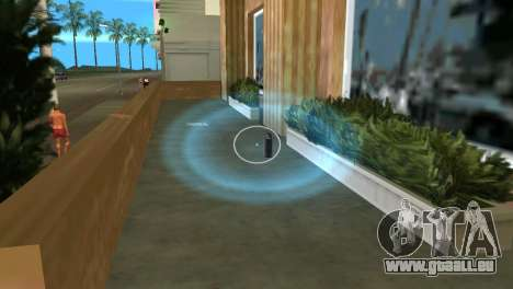 Des micros, des bombes de fumée GTA Vice City pour la deuxième capture d'écran