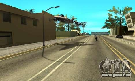 Des ombres dans le style de RAGE pour GTA San Andreas cinquième écran