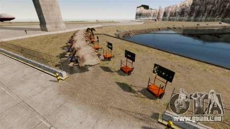 Anspruchsvolle Strecke für GTA 4