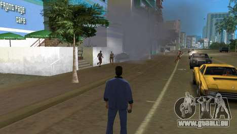 Des micros, des bombes de fumée pour GTA Vice City le sixième écran