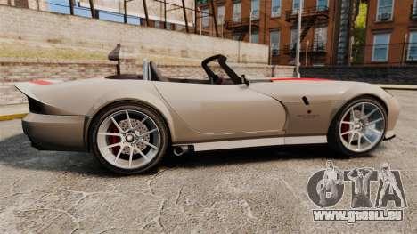 Bravado Banshee new wheels pour GTA 4 est une gauche