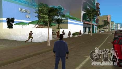 Des micros, des bombes de fumée pour GTA Vice City cinquième écran