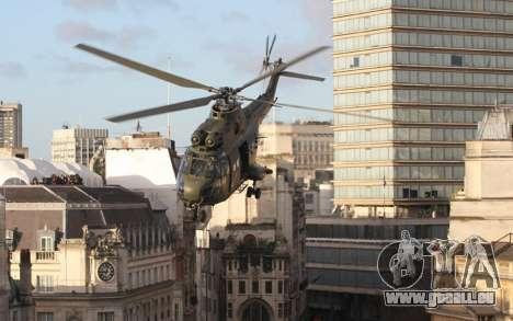 Boot-screens Rand von Morgen für GTA 4 weiter Screenshot
