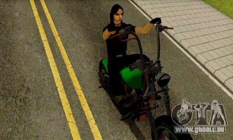 Glenn Danzig Skin für GTA San Andreas dritten Screenshot