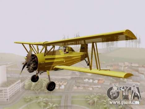 Grumman G-164 AgCat pour GTA San Andreas