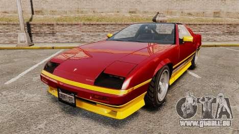 Imponte Ruiner new wheels pour GTA 4