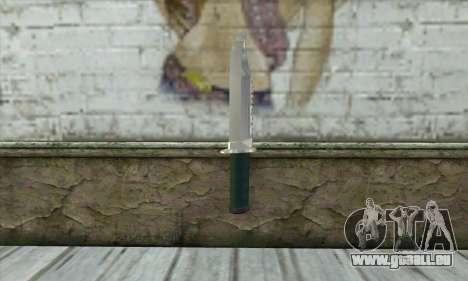 Messer für GTA San Andreas