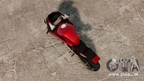 GTA IV TBoGT Dinka Double T für GTA 4 hinten links Ansicht