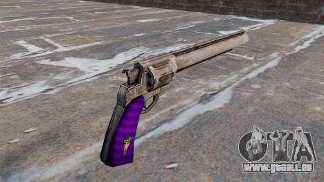 Revolver-Joker- pour GTA 4 secondes d'écran