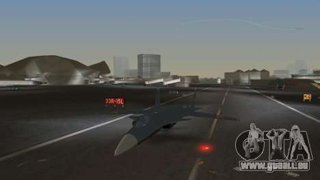 Su-47 Berkut für GTA Vice City