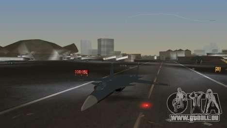 Su-47 Berkut pour GTA Vice City