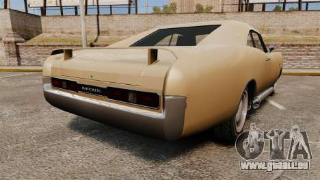 Imponte Dukes new wheels pour GTA 4