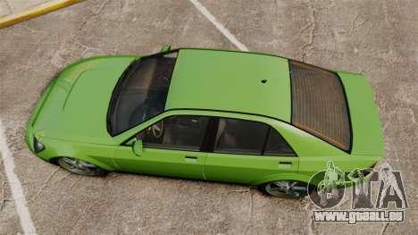 Sultan New Wheel pour GTA 4 est un droit