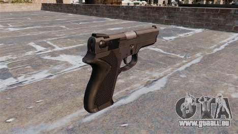 Pistolet Smith & Wesson Modèle 410 pour GTA 4 secondes d'écran
