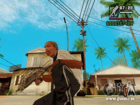 Le défenseur v.2 pour GTA San Andreas quatrième écran