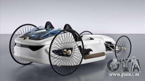 Boot-screens Mercedes-Benz F-CELL Roadster für GTA 4 dritte Screenshot