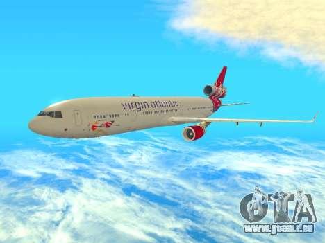 McDonnell Douglas MD-11 pour GTA San Andreas laissé vue
