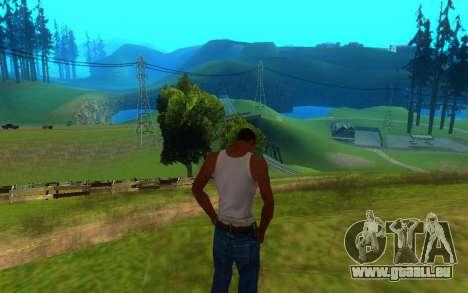 Sweet ENB Next Generation für GTA San Andreas dritten Screenshot