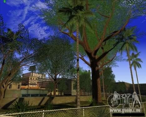 Most Wanted Enb v.2.0 für GTA San Andreas zweiten Screenshot