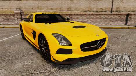 Mercedes-Benz SLS 2014 AMG Performance Studio für GTA 4