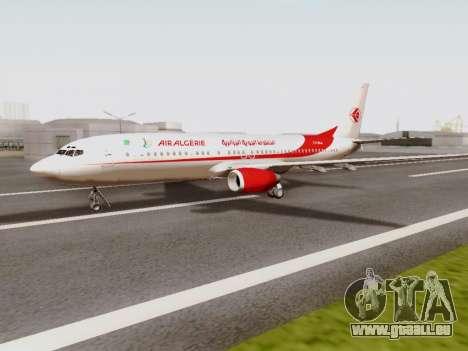 Boeing 737-800 Air Algerie für GTA San Andreas