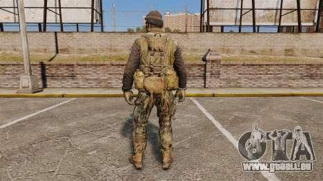 David Mason für GTA 4 Sekunden Bildschirm