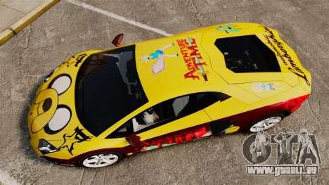 Lamborghini Aventador LP700-4 2012 [EPM] Jake pour GTA 4 est un droit