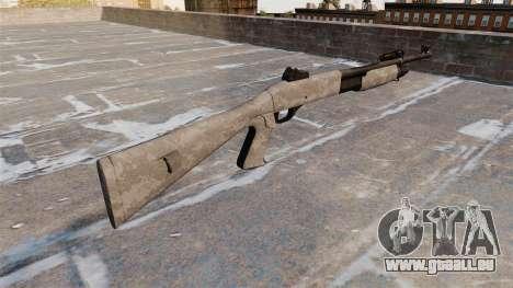 Shotgun Benelli M3 Super 90 für GTA 4 Sekunden Bildschirm
