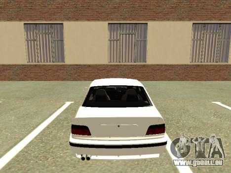 BMW M3 E36 Coupe für GTA San Andreas rechten Ansicht