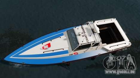 Predator U.S. Coast Guard für GTA 4 rechte Ansicht