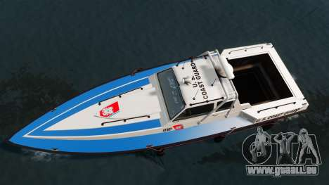 Predator U.S. Coast Guard pour GTA 4 est un droit